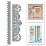 Spellbinders - Graceful Borders Collection - Card Creator - Die - Graceful Brackets