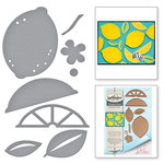 Spellbinders - Market Fresh Collection - Dies - Make Mine Lemon Lime