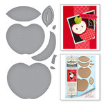 Spellbinders - Market Fresh Collection - Dies - Apple A Day