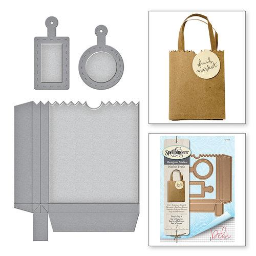 Spellbinders - Market Fresh Collection - Dies - Bag