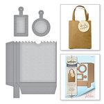 Spellbinders - Market Fresh Collection - Dies - Bag 'n Tag It