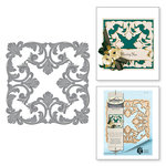 Spellbinders - Rebel Rose Collection - Dies - Untamed Medallion