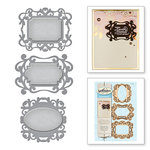 Spellbinders - Nesting Dies - Treasured Tags
