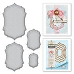 Spellbinders - Venise Lace Collection - Dies - Francesca Label