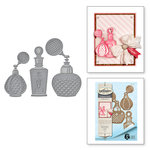 Spellbinders - Ooh La La Collection - Shapeabilities Dies - Eau de Perfume