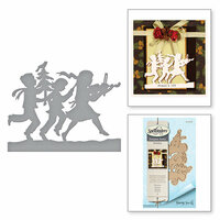 Spellbinders - Holiday Collection - Christmas - Shapeabilities Dies - Fa La La