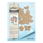 Spellbinders - Four Seasons Collection - Etched Dies - Spring Canopy and Elements