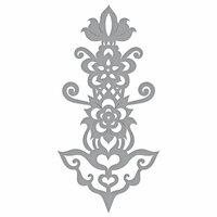 Spellbinders - Folk Art Collection - Shapeabilities Dies - Rosemal Flowers