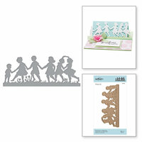 Spellbinders - Little Loves Collection - Etched Dies - Every Day's a Happy Day