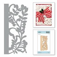 Spellbinders - A Sweet Christmas Collection - Shapeabilities Dies - Mistletoe Gatefold
