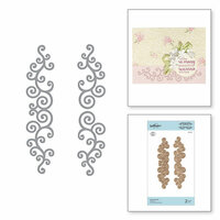 Spellbinders - Special Moments Collection - Shapeabilities Dies - Swirls Border