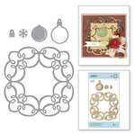 Spellbinders - A Charming Christmas Collection - Shapeabilities Dies - Boughs