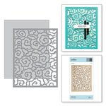 Spellbinders - Destination China Collection - Shapeabilities Die - Lucky Clouds