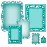 Spellbinders - Nestabilities Collection - Die - Majestic Elements - Majestic Labels Eight