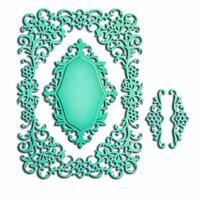 Spellbinders - Nestabilities Collection - Die - Devine Floral
