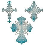 Spellbinders - Shapeabilities Collection - Die - Victorian Crosses