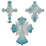 Spellbinders - Shapeabilities Collection - Die - Victorian Crosses