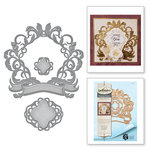 Spellbinders - Rouge Royal Collection - Nestabilites Dies - Royale Flourish