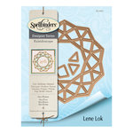 Spellbinders - Kaleidoscope Collection - Dies - Geo Flower