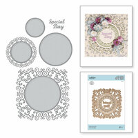 Spellbinders - Special Moments Collection - Shapeabilities Dies - Special Day Frame