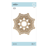 Spellbinders - Candlewick Classics Collection - Etched Dies - Doily Round