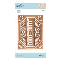 Spellbinders - Flourished Fretwork Collection - Etched Dies - Sentimental Finery