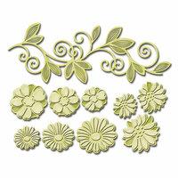 Spellbinders - Shapeabilities Collection - Die - Flower Bundle