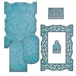 Spellbinders - Shapeabilities Collection - Die - Flourished Frame