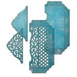 Spellbinders Flourished Frame Pocket Shapeabilities Die