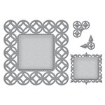 Spellbinders - Nestabilities Die - Circle Contempo Decorative Accents