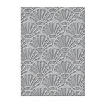 Spellbinders - Art Deco Collection - Texture Plates - Deco Steptastic