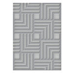 Spellbinders - Art Deco Collection - Texture Plates - Diamond Opulence