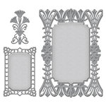 Spellbinders - Art Deco Collection - Nestabilities Die - Astoria Decorative Accent
