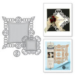 Spellbinders - Rebel Rose Collection - Dies - Rebel Jewels