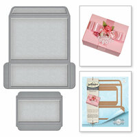 Spellbinders - Venise Lace Collection - Dies - Mini Card