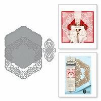 Spellbinders - Ooh La La Collection - Shapeabilities Dies - Flourish of Heart