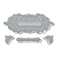 Spellbinders - Slimline Collection - Etched Dies - Classic