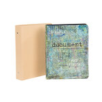Spellbinders - The Altered Page Collection - 3 Ring Binder