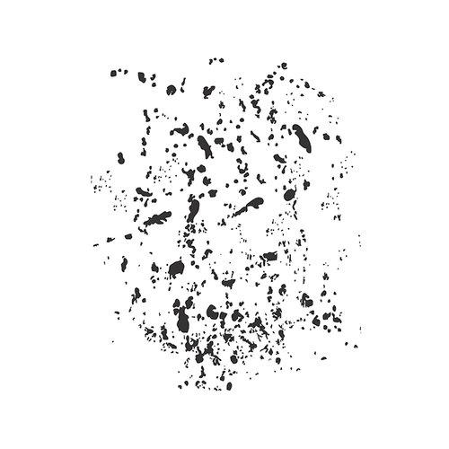 Spellbinders - Clear Acrylic Stamps - Rain Drops