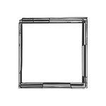 Spellbinders - Clear Acrylic Stamps - Window 2