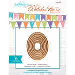 Spellbinders - Celebra'tions Collection - Die - Pierced Ovals