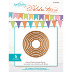 Spellbinders - Celebra'tions Collection - Die - Pierced Circles