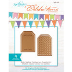 Richard Garay - Celebrations Collection - Die - Build-a-Tag One
