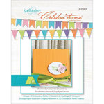 Spellbinders - Celebrations Collection - Embossing Folders - Framed Canvas