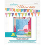 Spellbinders - Celebrations Collection - Embossing Folders - Fabric Weave