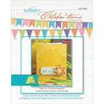 Spellbinders - Celebrations Collection - Embossing Folders - Doily Art