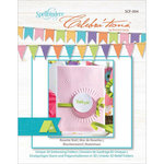 Richard Garay - Celebrations Collection - Embossing Folders - Rosette Wall