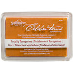 Richard Garay - Celebrations Collection - True Color Fusion Stamp Pad - Totally Tangerine