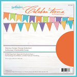 Richard Garay - Celebrations Collection - 12 x 12 Paper Pack - Odacious Orange