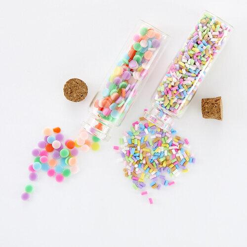 Spellbinders - Sweet Street Collection - Embellishments - Sweet Sprinkles